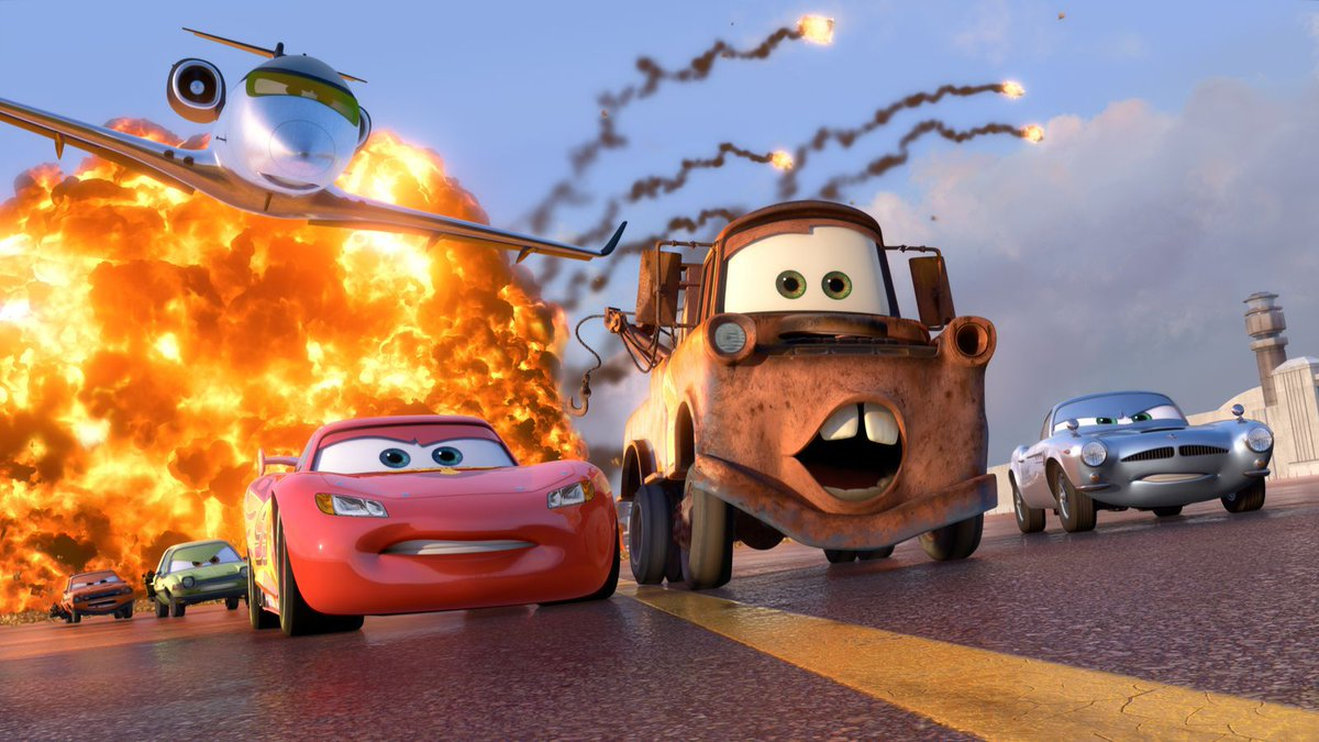Cars 2 is the best Cars movie and an underrated Pixar gem. Here's why, plus everything else we watched and loved this weekend: