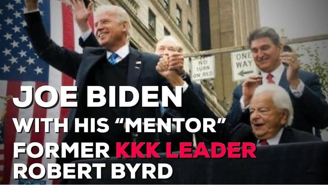 Flipping The Byrd: Democrats Demand The Firing Of The Senate Parliamentarian After The Minimum Wage Hike Is Deemed Out of Order  Senator Biden and Byrd haunt Democrats once again.  #WomensHistoryMonth #WealthTax  #MAGA  #MondayMotivation #mondaythoughts  #Resist