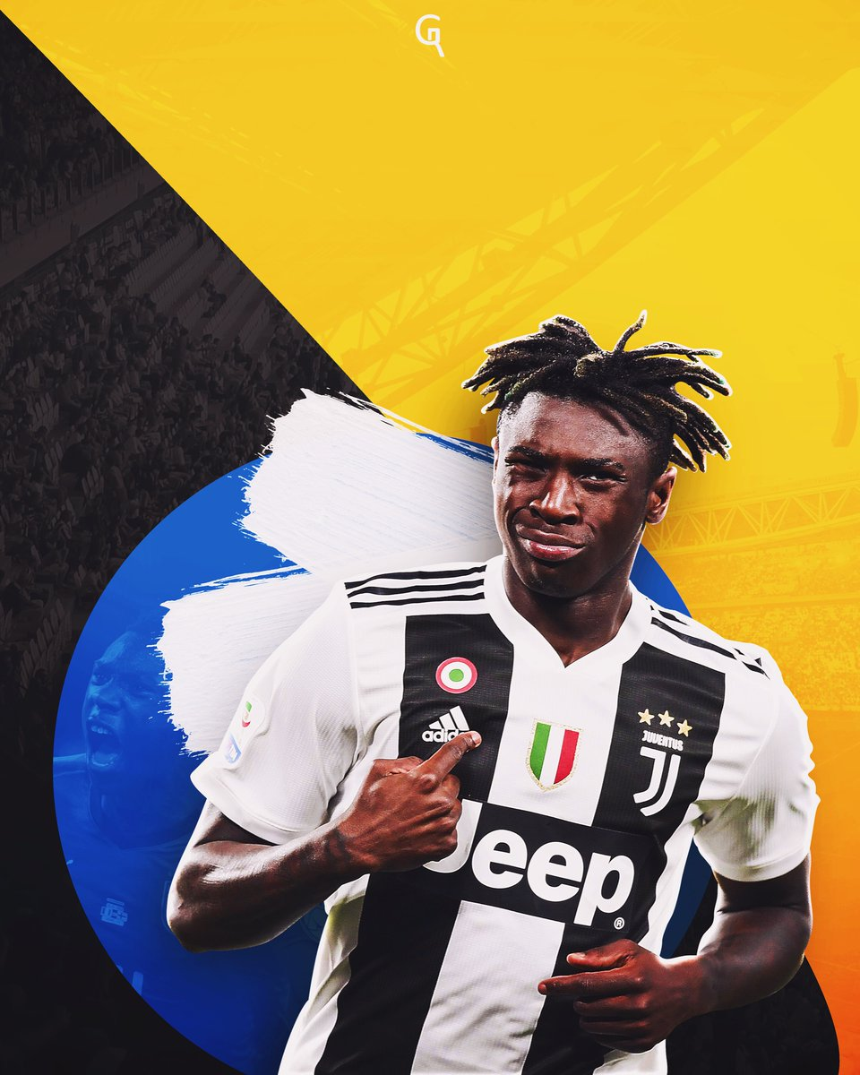 Moise kean   What could've been!   Day 57 | 365  #365Graphistah https://t.co/KaD4FKRIpH