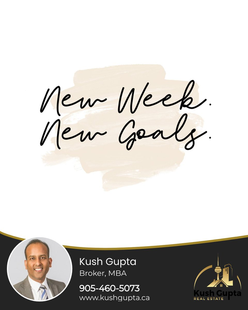 It's the beginning of a new week, which means it's time to set new goals and conquer them! What will you accomplish this week?  #MondayMotivation #MondayMotivator #inspiration #inspire #LetsDoThis #NewWeek #NewGoals #ReachYourGoals #SetNewGoals
