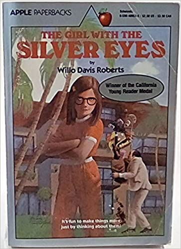 @GailSimone The Girl with the Silver Eyes  #firstnovel