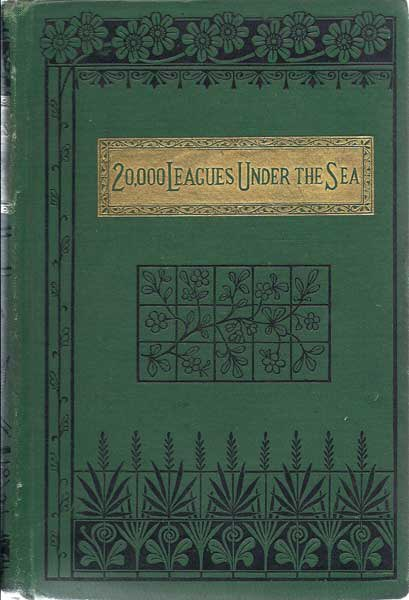 20,000 Leagues Under the Sea. Read the illustrated kids' version then immediately went to the school library to find the real thing. Read it so many times. What an amazing story.   #FirstNovel I read. Changed my world. What's yours?