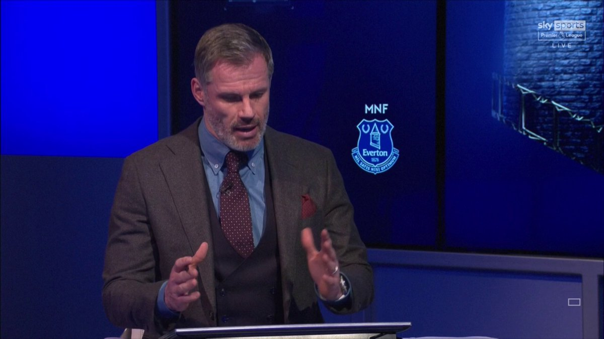 """🗣""""If someone like Mourinho had those results we were critical, when they didn't have the ball it was a back 6, I thought this was one of the bravest they had been without the ball""""  @Carra23 compares Jose Mourinho's Manchester United drawing with the big 6 teams and Solskjaer's https://t.co/mpMfGSx0pR"""