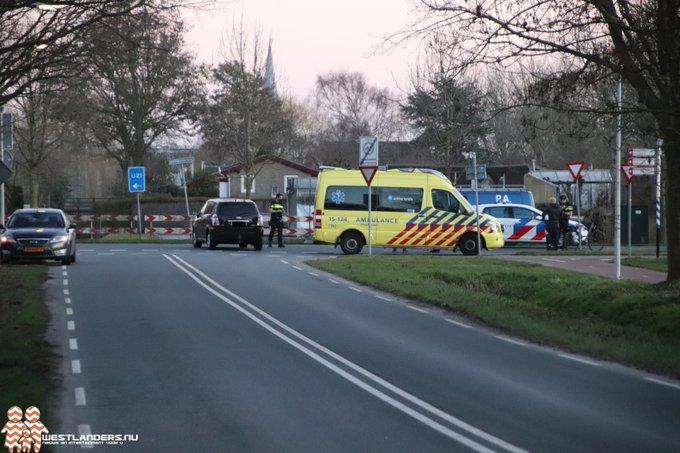 Licht gewonde bij ongeluk Madepolderweg https://t.co/1UXy2BGpqR https://t.co/Lp4swNhMKw