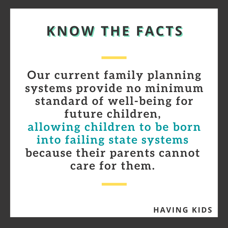 If the charities you support do not promote Fair Start family planning reforms, urge them to.   Nothing has a greater impact:   #ClimateAction #ClimateCrisis #Budget2021 #BREAKING #Biden #COVID19 #coronavirus #inequality #DonaldJTrump #GoldenGlobes #health
