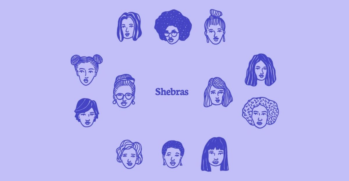 Today kicks off #WomensHistoryMonth, and we're looking forward to celebrating our amazing Shebras.   As our oldest and largest Employee Resource Group, the Shebras advocate for and create programming for the women (and allies) that make up 44% of our #AllStripesWelcome employees.