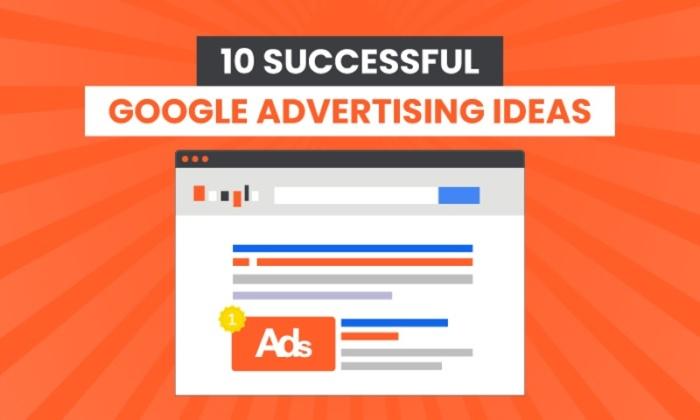 10 successful Google advertising ideas https://t.co/saZXc4zPtj #googleads #PPC #DigitalMarketing #digitaladvertising https://t.co/YE9XsqWO66