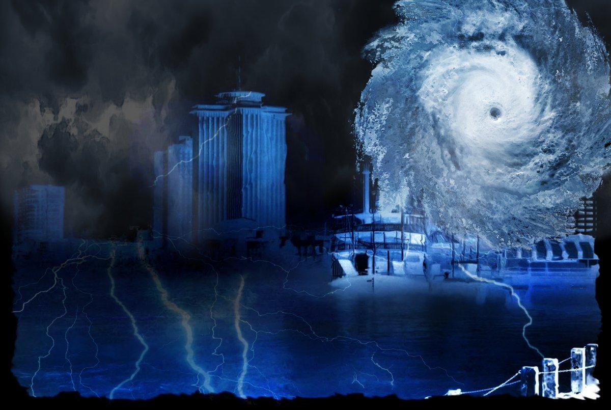 Trade Center (The Katrina Portraits 63)   Grey Cross Studios #art #climatechange #climatechangeisreal #climateaction #ClimateChangeart #extremeweather #climatechangeaction #dystopia #hurricanes #NewOrleans