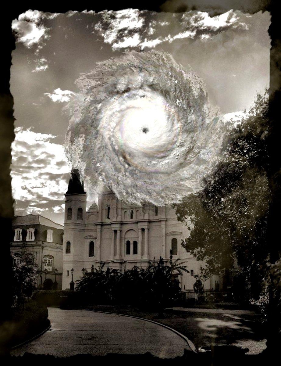 St Louis Pray For Our City (The Katrina Portraits 62)   Grey Cross Studios #art #climatechange #climatechangeisreal #climateaction #ClimateChangeart #extremeweather #climatechangeaction #dystopia #hurricanes #NewOrleans