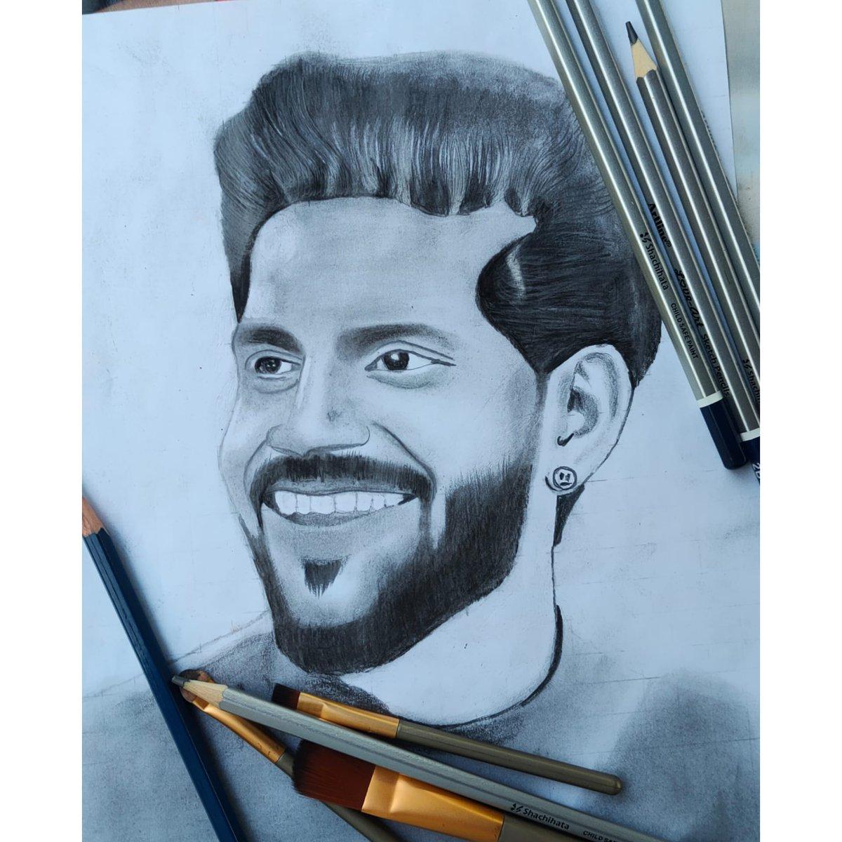 My drawing ✌️   #BalajiMurugaDoss  #balaji #artwork  #art  #pencil drawing #bigg boss #BiggBossTamil  #Instagram #artist