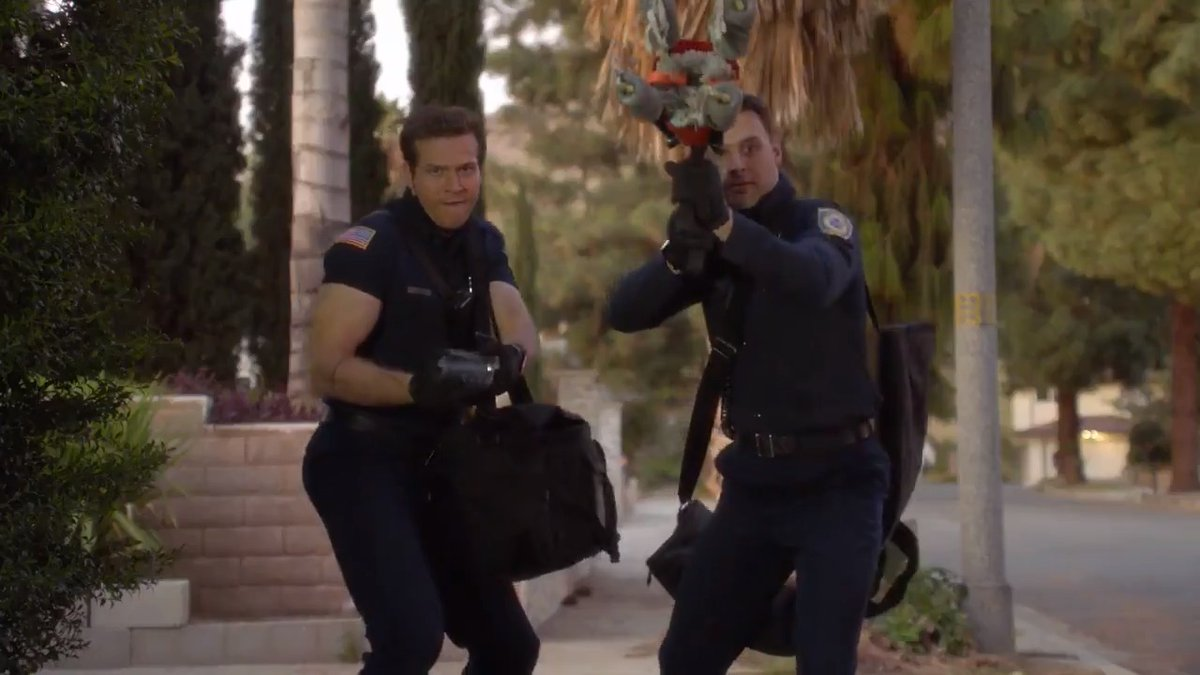 Replying to @911onFOX: We can't stop laughing at this. 🤣 #911onFOX