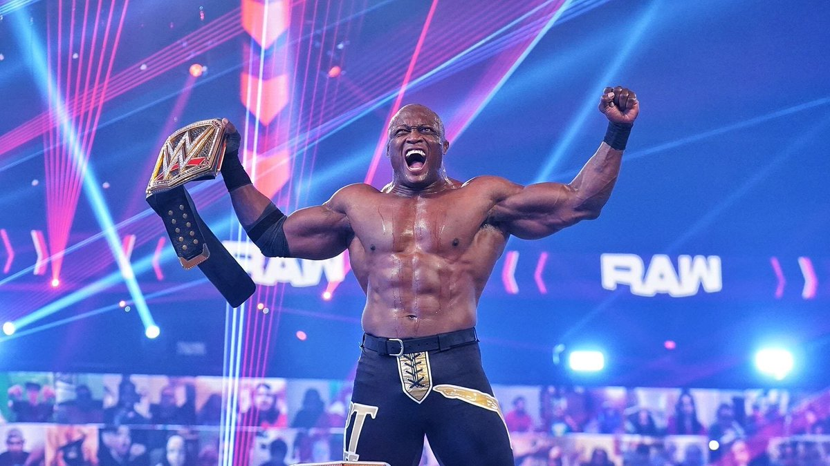 Final thought before #WWERaw: Tonight should be a coronation of Bobby Lashley. No BS. No waiting until Fastlane. No building to a triple threat. Clean. Relatively easy. Guy has been turned into a monster for the last 10 months. Pay it off.