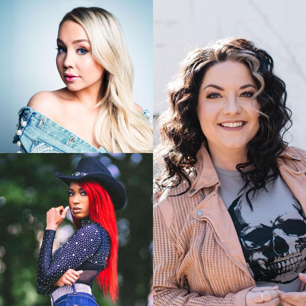 Listen to some of the most powerful female voices in country music with our #CMTNextWomen playlist 👇