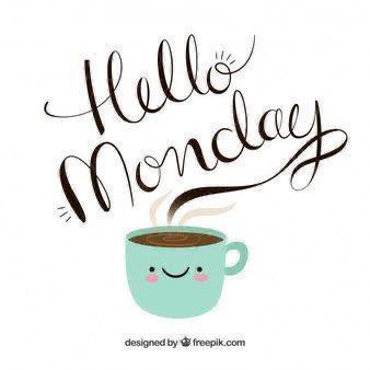 Happy Monday everyone! 😄