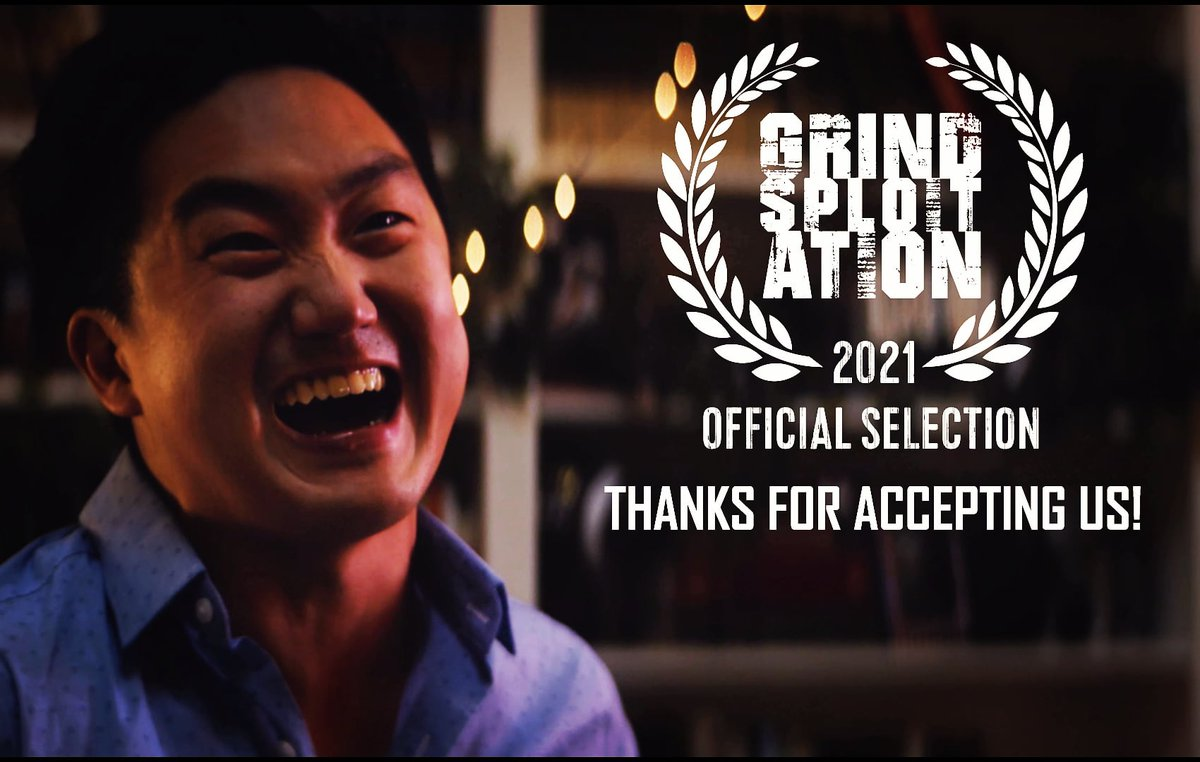We have been accepted by @GenreBlast's gnarly sibling @noogagrind, which just makes smile for all the devious reasons 😈😈😈  #grindsploitationfilmfest #filmfestival #winchester #virginia #shortfilm #horror #horrorcomedy #comedy
