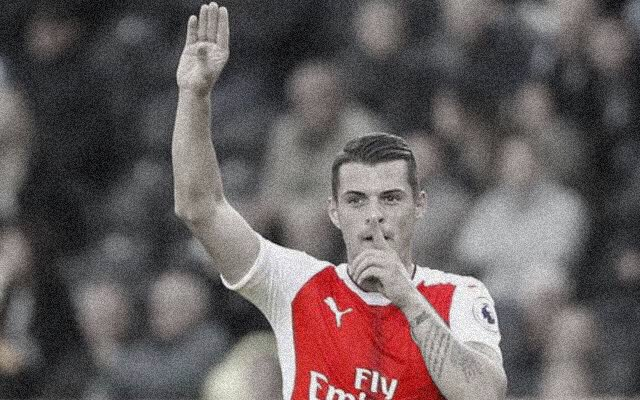 Played 12 games on the bounce,5 games in 14 days,180 minutes in the space of three days. Unreal fitness from a player on top form. Silencing his haters.📈🤫 #xhaka #arsenal