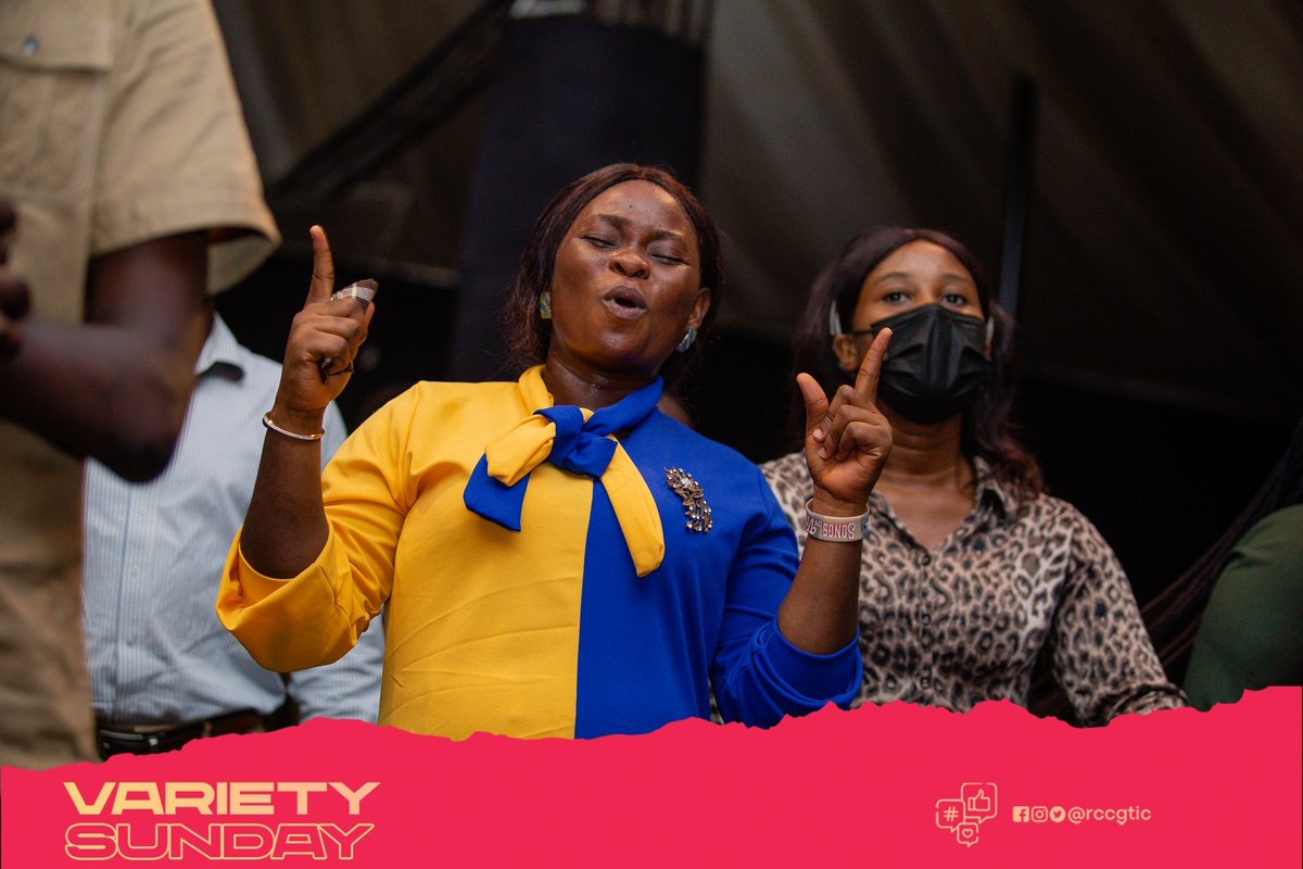 🎶🎶 You lift me high You stretch me wide I am greater because of you You lift me high You stretch me wide I am bigger because you... 🎶🎶  #sundayservice #varietyservice #excellence #pacesetters #TheInspirationCentre #rccgtic