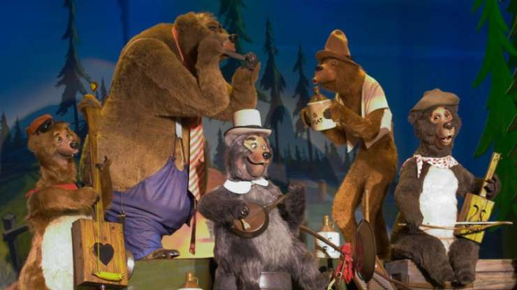 Study: 96 Percent Of Humans Would Rather Be Animatronic Bear