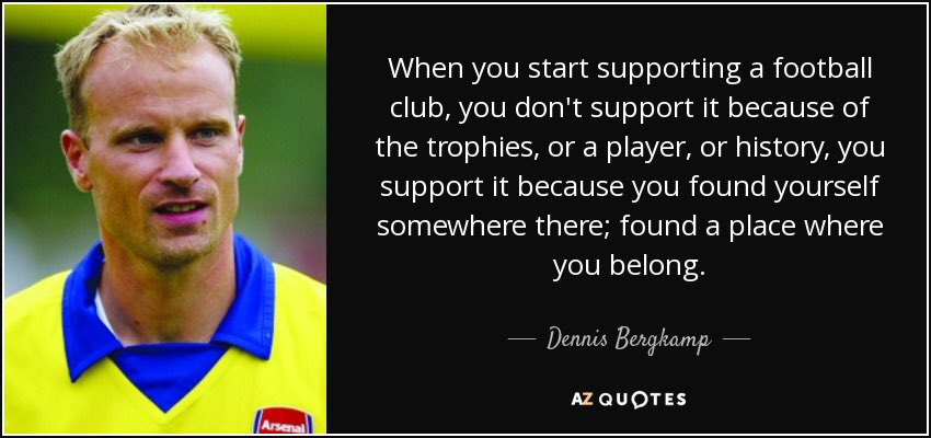 I love this quote from The Iceman 🙌🛑  #Arsenal