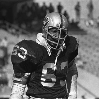 """No better response to a sportswriter's inquiry ...  """"What's it like having a girl working for the team?"""" """"She's not a girl, she's a Raider"""" - Gene Upshaw"""