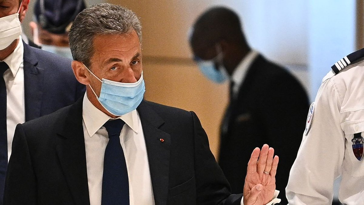Nicolas Sarkozy condamné à 3 ans de prison dont un ferme pour corruption  #Europe #France  #NicolasSarkozy #Sarkozy #Corruption #Droitshumains #Justice #Droits #Société #Society #Débat    #WorldOpinions #فضاءالآراء #Freedom1 #ميادين_الحرية #Blog #Blogs