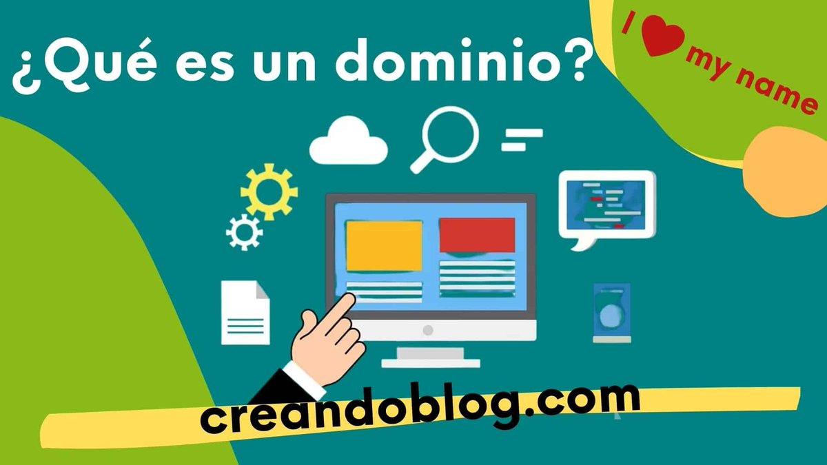¿Cómo están organizados los dominios? ¿Qué estructura tienen los dominios?   #CreandoBlog #Blogs #Bloggers #Bloggeando  #DiccionarioBloguero