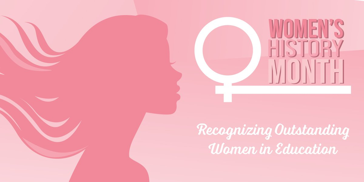 March is #WomensHistoryMonth!   Throughout the month of March, the ESC-2 will be recognizing Outstanding Women in Education from across our region. Stay tuned to our social media channels to congratulate each of our awardees as they are announced.