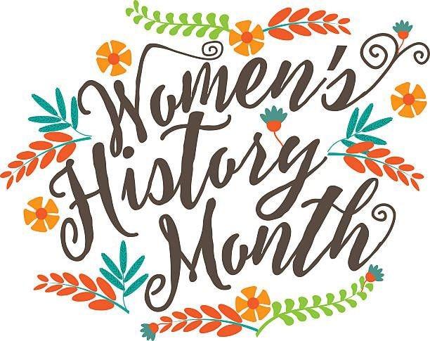Celebrate accordingly. #WomensHistoryMonth
