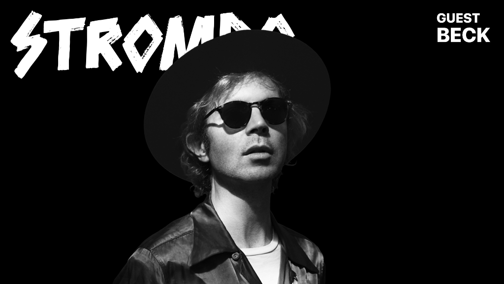 .@beck and @strombo talk shop on Apple Music Hits. Listen to their chat now: