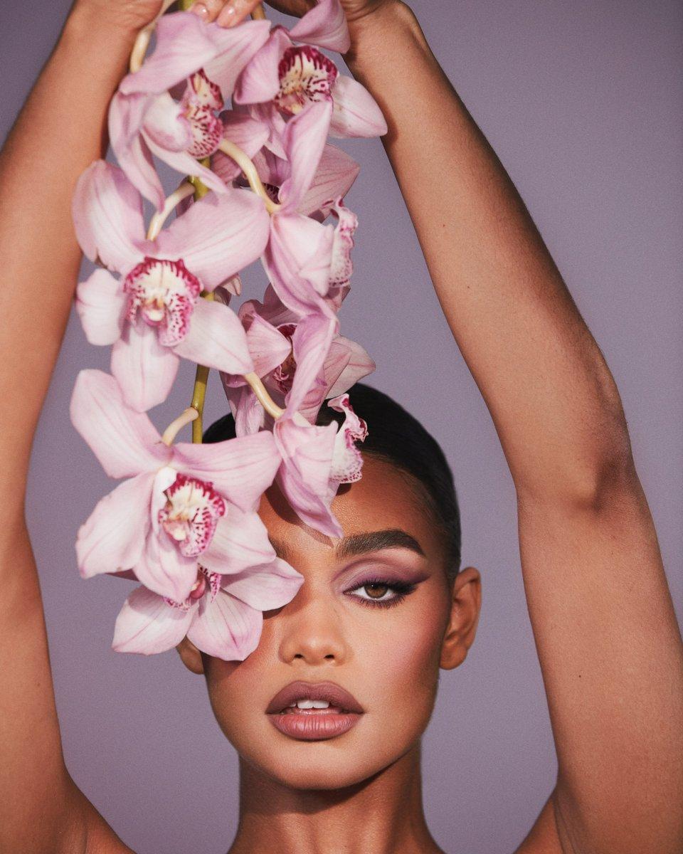 Pretty as a flower 🌸