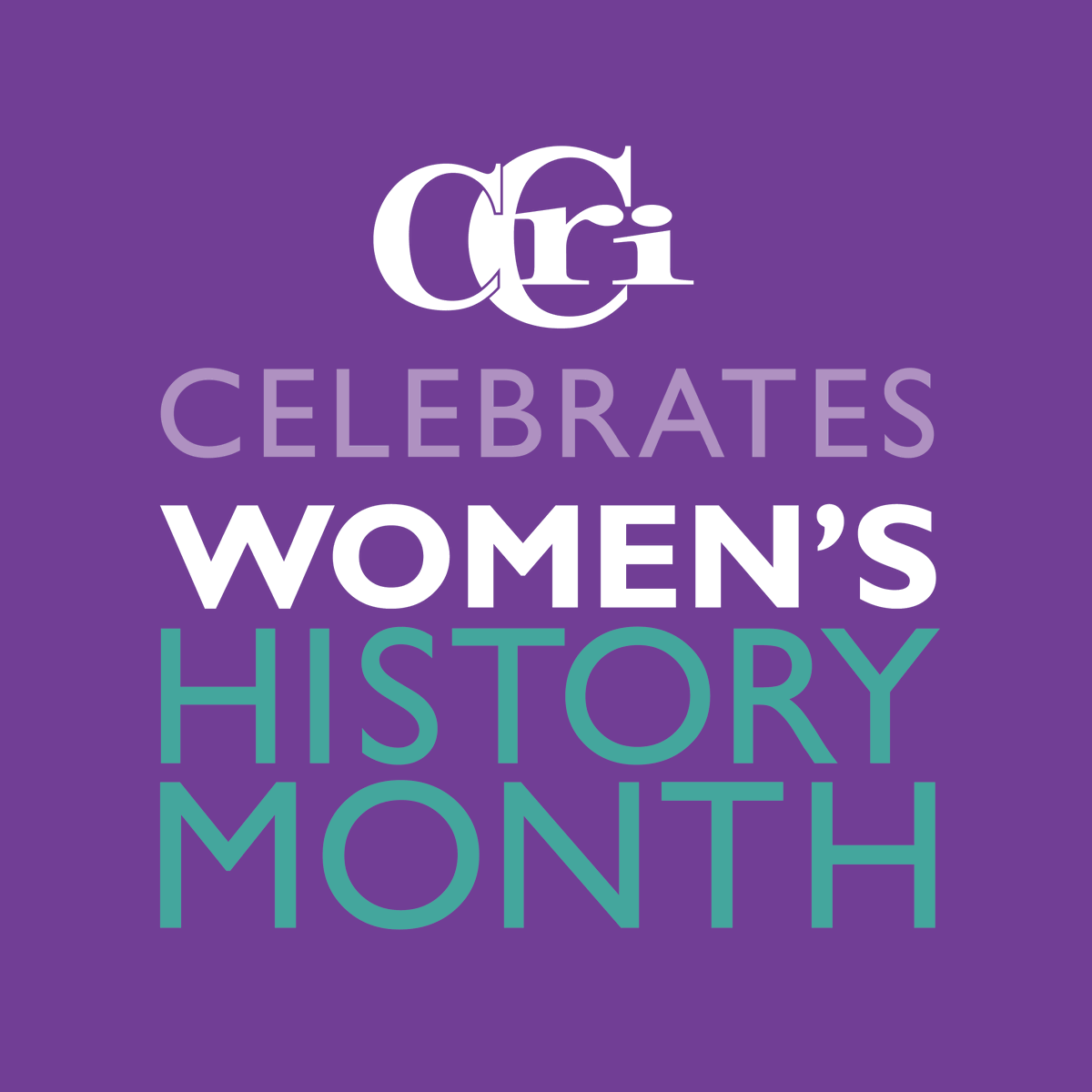 Today marks the start of Women's History Month! Join us in commemorating and encouraging the study, observance, and celebration of the vital role of women in American history. #WomensHistoryMonth