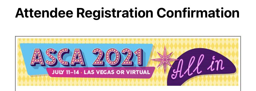 Just registered for #ASCA2021 Annual Conference and I think I'll just cross my fingers from now until July 11th hoping that we get to be IN PERSON IN VEGAS!! 🤞🏼🤞🏼🤞🏼🤞🏼🤞🏼🤞🏼🤞🏼🤞🏼 #OklahomaSchoolCounselor