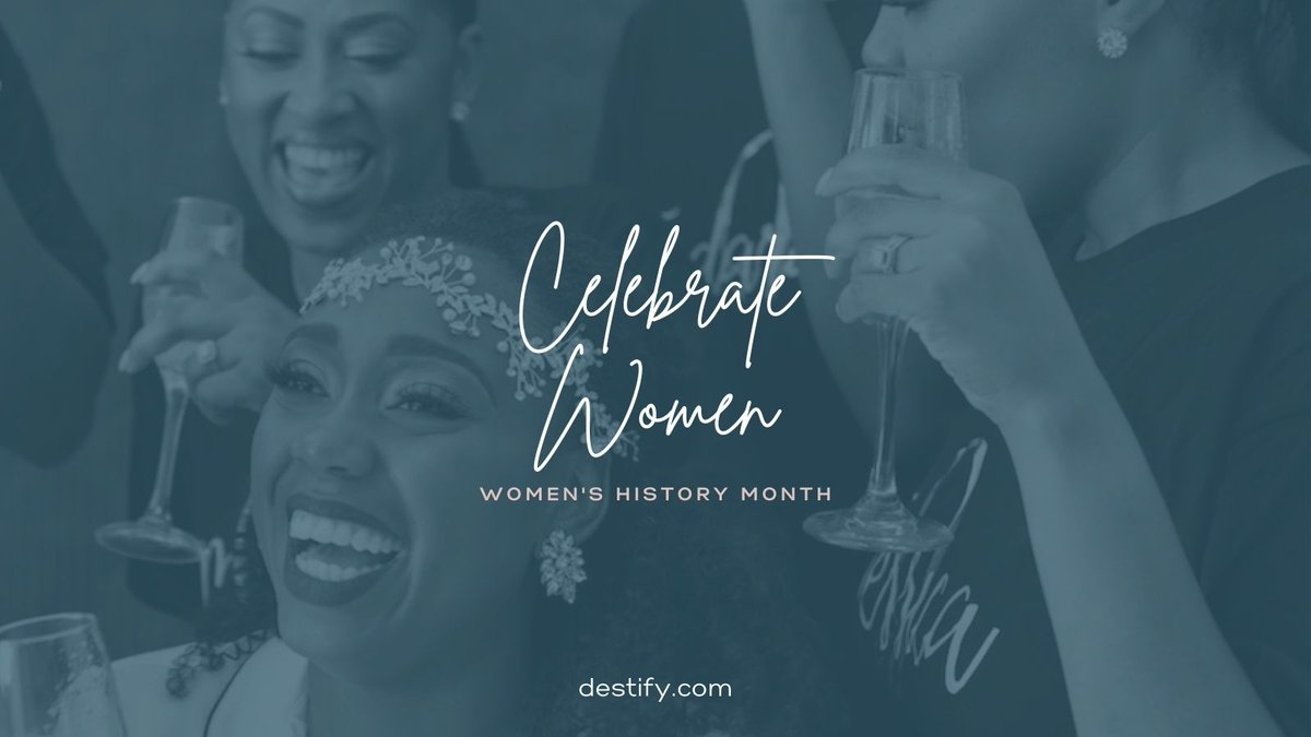 Who run the world (and the wedding)?  Toast the women in your life with a free wedding quote today! 💃  #WomensHistoryMonth2021 #WomensHistoryMonth #weddingdress #wedding #engagement