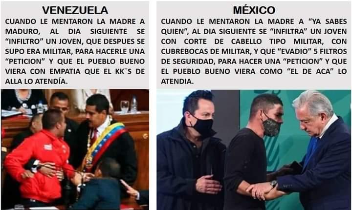 @ferbelaunzaran @lopezobrador_ #Nolecreo. @lopezobrador_  Hasta en eso les falta ser originales...