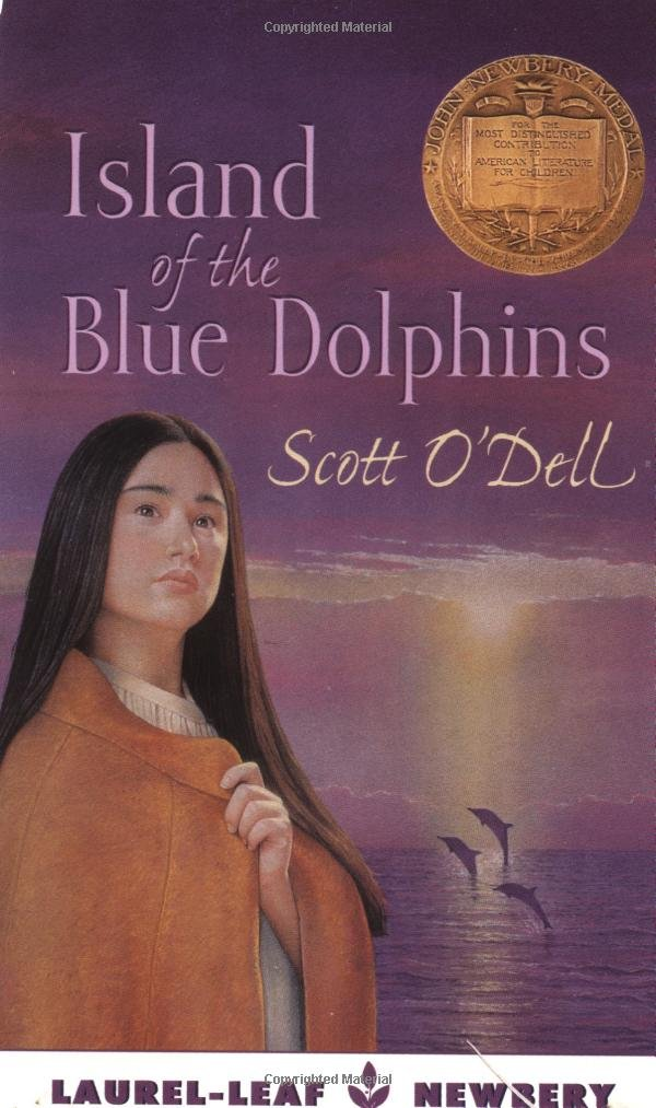 Island of the Blue Dolphins by Scott O'Dell when I was 8 years old. It was magical. #FirstNovel