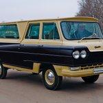 "Image for the Tweet beginning: The #1960s #Ukrainian ""Start"" #Minibus"