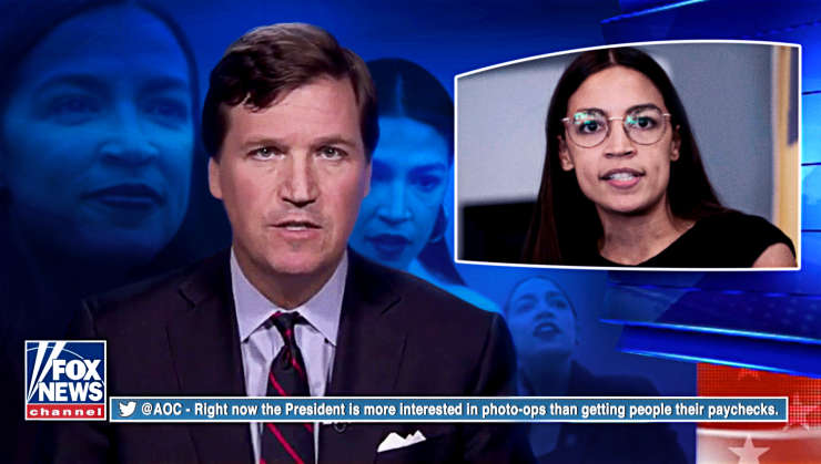 Fox News Debuts Premium Channel For 24-Hour Coverage Of Alexandria Ocasio-Cortez