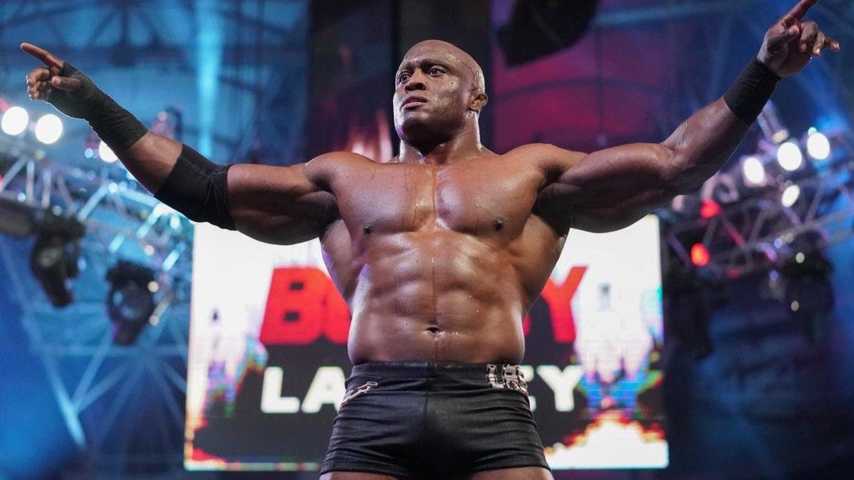 @WrestlingSheet's photo on Lashley