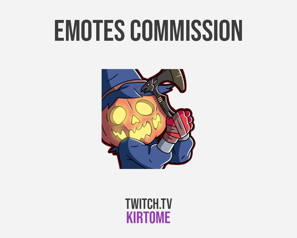 Twitch emotes commission for @Claymore1X    COMMISSIONS OPEN! <-----  Thanks for the patience! <3 Twitch:   #Twitch #TwitchEmoteArtist #TwitchTv #twitchaffiliate  #Anime #Art #cute #chibi #design #designtwitch