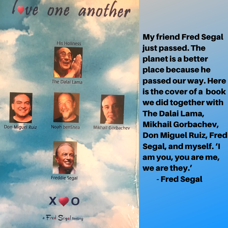 Fred Segal and Noah benShea are friends across time!  #friends #love #friendship #greatloss #fredsegal #support #memory #loss #together #poet #writer #noahbenshea #philosopher #writer #wewillseeeachotheragain #fortunate #knowyou  #passaway #support #life #greatness #lessons