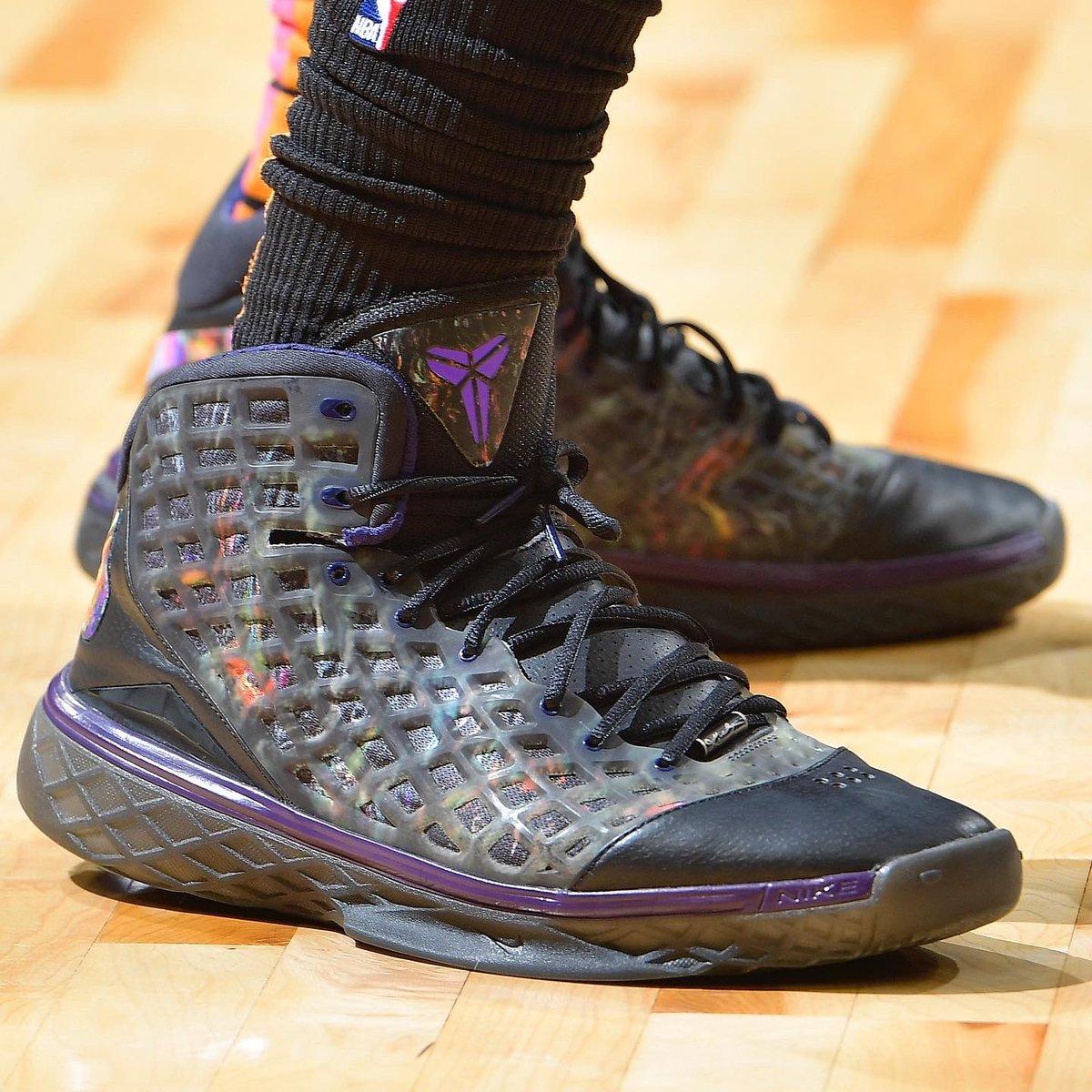 "The ""Prelude"" Nike Kobe 3!  #NBAKicks #GoSpursGo"