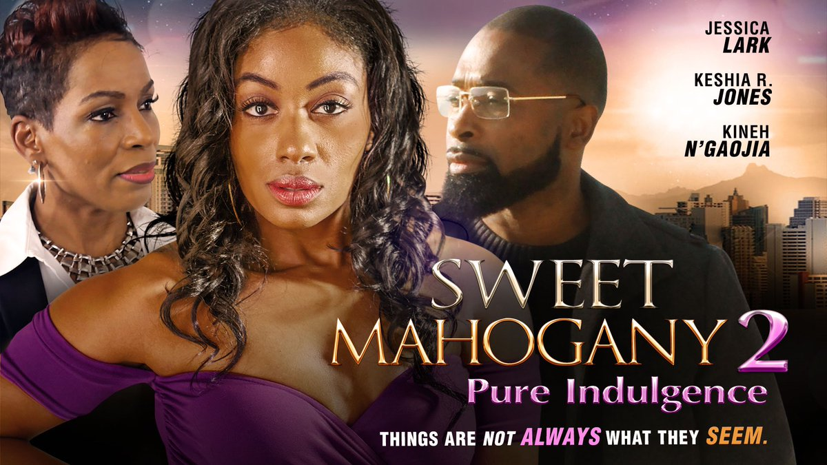 Stream Sweet Mahogany 2: Pure Indulgence for FREE exclusively on @Tubi from @MaverickMovies! 👄 Watch now ➡️    #Tubi #WatchFree #BreakFree #MaverickMovies