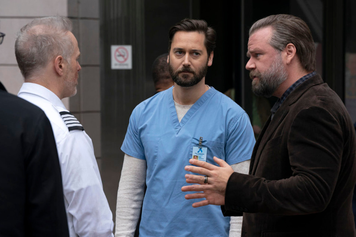 The meaning behind 'New Amsterdam' co star Tyler Labine's tattoos