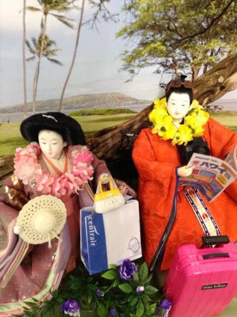 名古屋のおばちゃん発案の「福よせ雛」!自由を全力で楽しむお雛様が羨ましい!