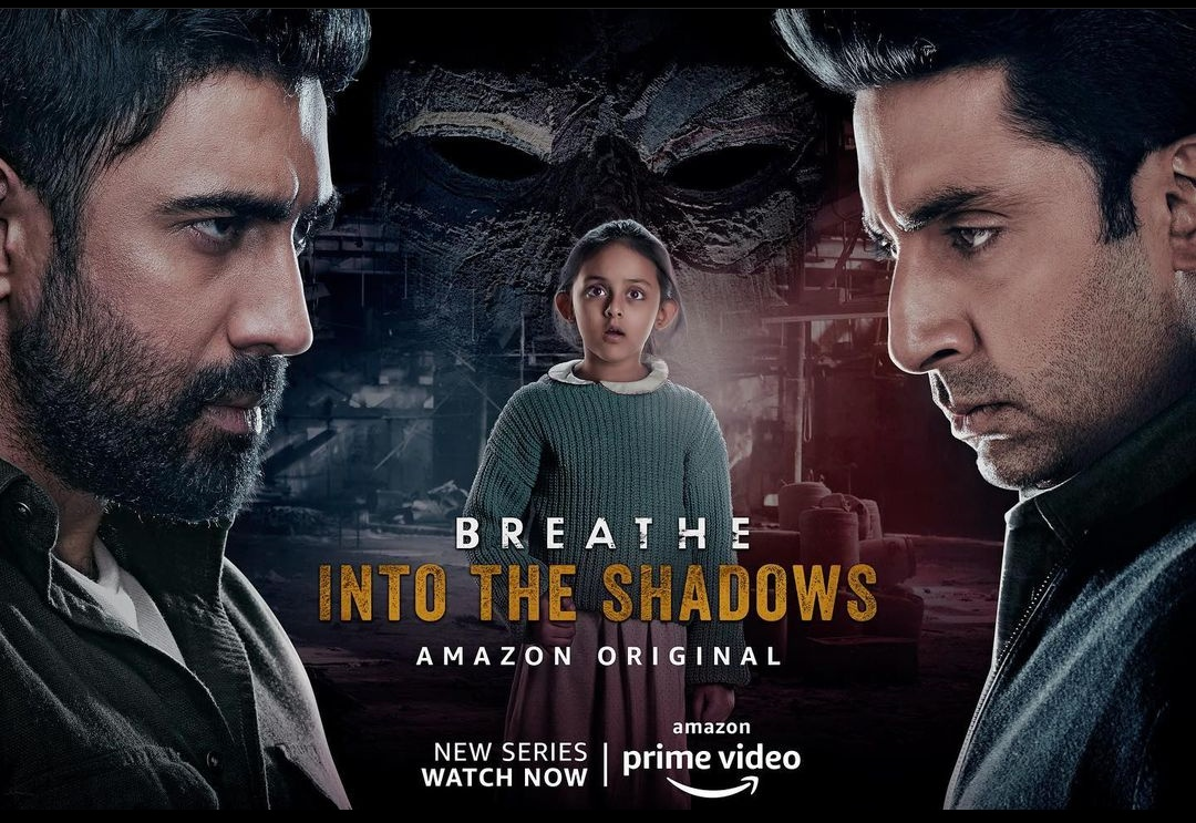 What an amazingly thriller show I can say its in my fav list This one will keep you stick like a magnet from its first episode It is undescribable  Full Paisa Vasool⭐⭐⭐⭐⭐ #BreatheIntoTheShadows #AbhishekBachchan #AmitSadh