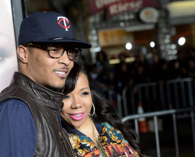 TI and Tiny face defamation suit, calls for criminal investigation into sexual assault allegations Photo