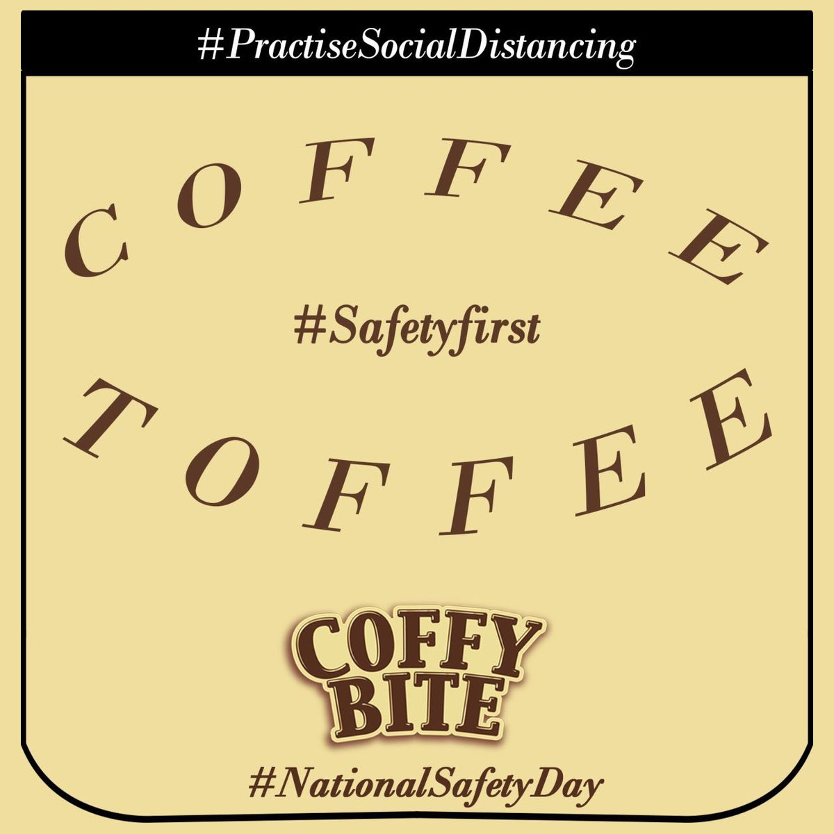 #CoffyBite #Argument #SafetyFirst #NationalSafetyDay  #lotte #lotteindia  #cpg #fmcg #foodproduction #lottegroup #confectionery #food #insta #bhfyp #march2021 #march #mar4 #march4 #safety #safetyfirst