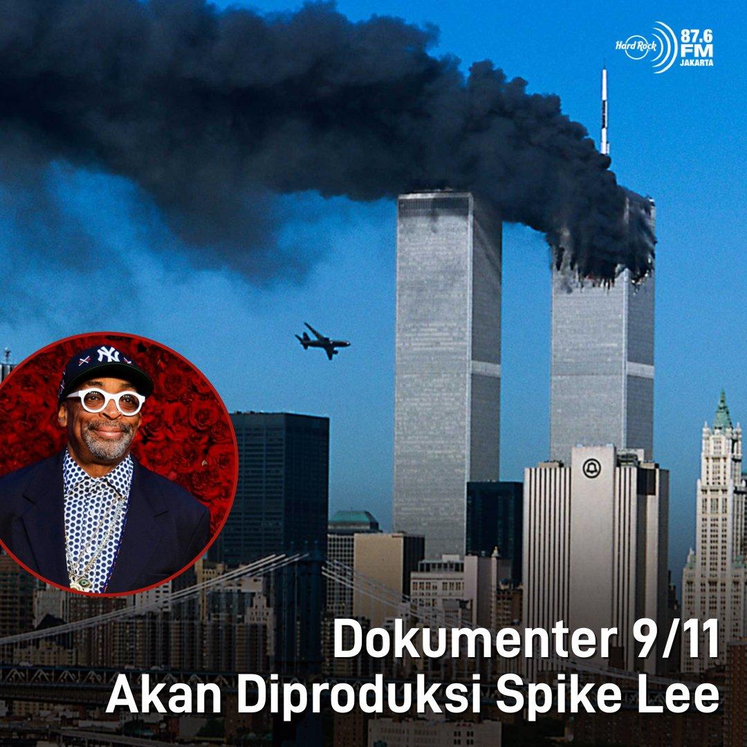 #HRFMnews Sebuah dokumenter akan diproduksi untuk memperingati 20 tahun terjadinya serangan teroris 9/11  Dokumenter ini jg akan menceritakan bagaimana warga New York menghadapi kejadian tersebut sampai saat ini. Rencananya akan dirilis akhir tahun 2021.