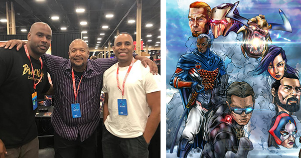 Black Entrepreneurs Launch New Video Game Company, Bringing More Diversity to the Industry  #BlackBusiness #BlackOwned #BlackOwnedBusiness #BlackTwitter #blackexcellence #melanin #melaninpoppin #blackmen #blackboyjoy #BuyBlack #diversity
