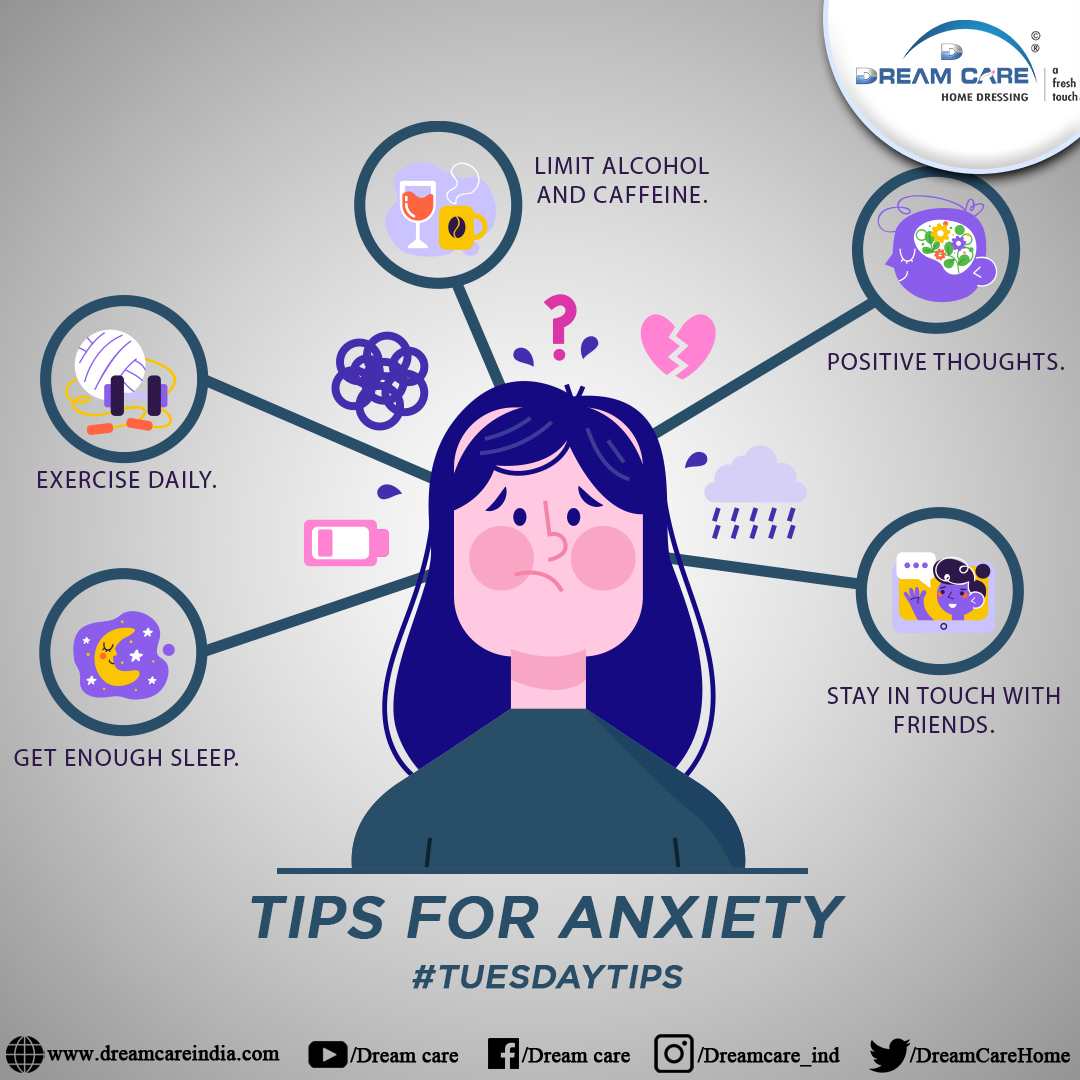 Anxiety is the biggest problem these days. U must avoid it at all costs. Here are some amazing tips that you can follow to avoid stress and anxiety. #anxiety #anxietydisorders  #AnxietyMakesMe #anxietyisoverparty #panic #dreamcare #depressionhelper